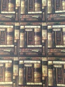 Papper till decoupage  Böcker 50x70 - Böcker