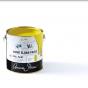 Wallpaint English Yellow 2,5 l + 120ml - Wallpaint English Yellow 2,5 L