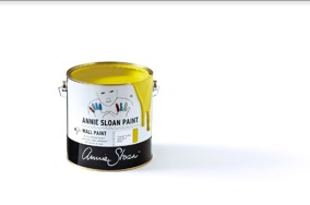 Wallpaint English Yellow 2,5 liter - Wallpaint English Yellow 2,5 L