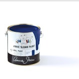Wallpaint Napoleonic Blue