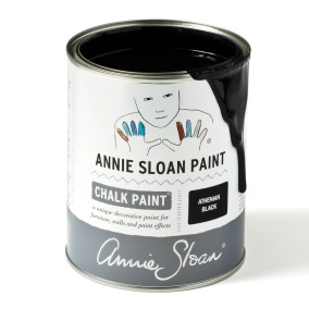 Chalk Paint™ Athenian Black - Chalk Paint™ Athenian Black 1L