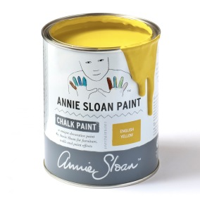 Chalk Paint™ English Yellow - Chalk Paint Yellow english