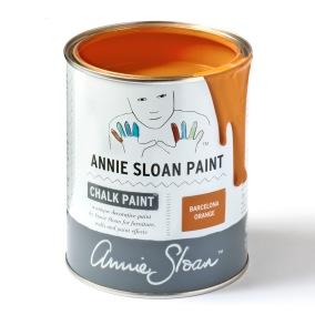 Chalk Paint™ Barcelona orange - Chalk Paint 1 Liter Barcelona