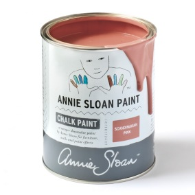 Chalk Paint™ Scandinavian Pink - Chalk Paint™  Scandinavian Pink 1L