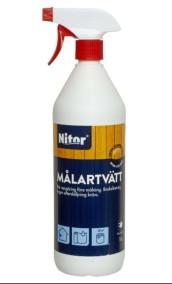 NITOR Målartvätt - Målartvätt 1 liter