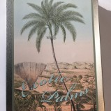 Ask med Vykort, exotic palms