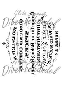Grafiskt bild Coffee etikett - coffeetransfer