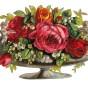 Bild Grafiskt bild blomma urna - Bild Grafisk bild blomma urna2