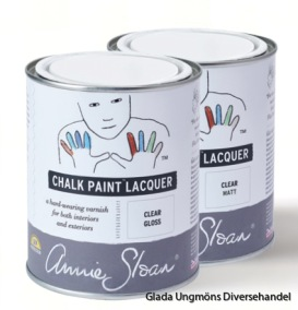 Chalk Paint™ Lacquer Gloss 750ml -
