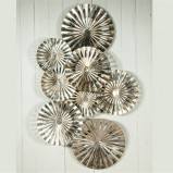 Stor Väggdekoration i metall