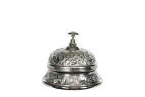 Ringklocka Antik silver stor - Ringklocka Antik Silver Stor