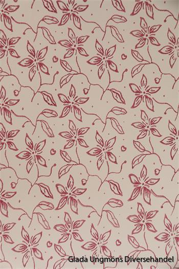 Pattern roller - Large flower (1)