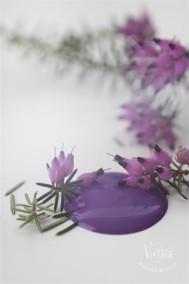 Vintage Paint Dark Purple 700ml -