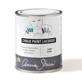 Annie Sloan Chalk Paint™ Lacquer Gloss & Matt 750ml - Lacquer BLANK 750ml