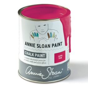 Chalk Paint™ Capri Pink - Chalk Paint™ Capri Pink 120 ml