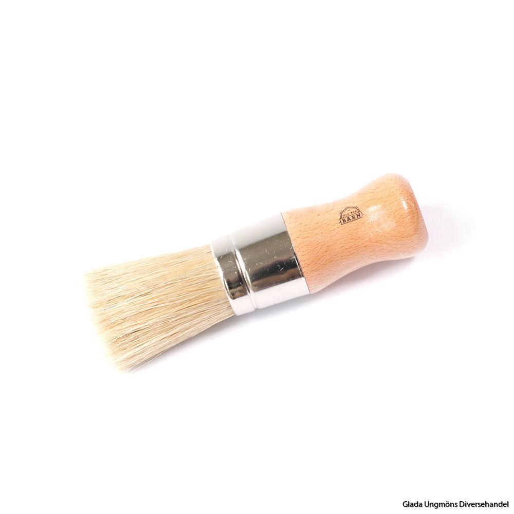 wax-brush