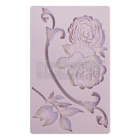 Redesign - Mould - Victorian Rose - Redesign - Mould - Victorian Rose