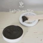 Vintage Paint Wax Brown