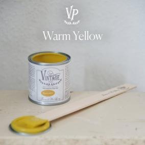 Warm Yellowintage Paint Warm Yellow - Warm Yellowintage Paint Warm Yellow 100 ml