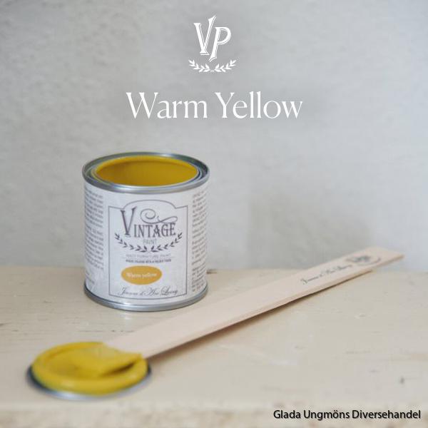 Warm Yellow 100ml 600x600px