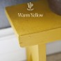 Warm Yellowintage Paint Warm Yellow