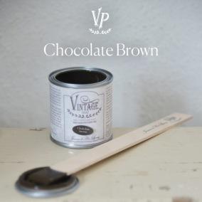 Vintage Paint Chocolate Brown - Vintage Paint Chocolate Brown 100ml