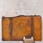 Vintage Paint Rusty Orange
