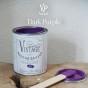 Vintage Paint Dark Purple - Vintage Paint Dark Purple  700 ml