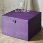 Vintage Paint Dark Purple