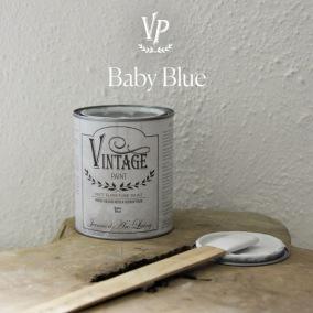 Vintage Paint Baby Blue - Vintage Paint Baby Blue 700 ml