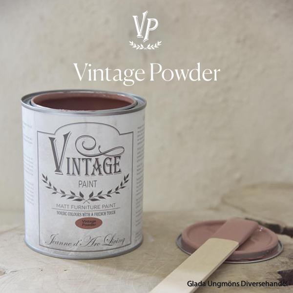 Vintage Powder 700ml 600x600px