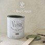 Vintage Paint Olive Green - Vintage Paint Olive Green 700ml