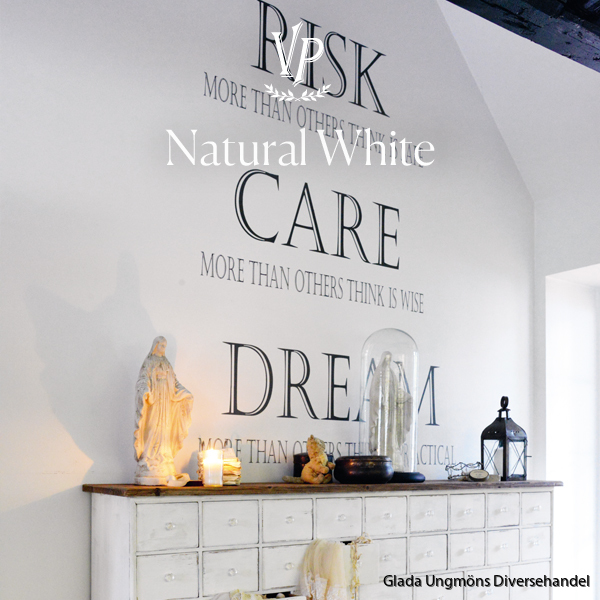 Natural White sample5 wall 600x600px