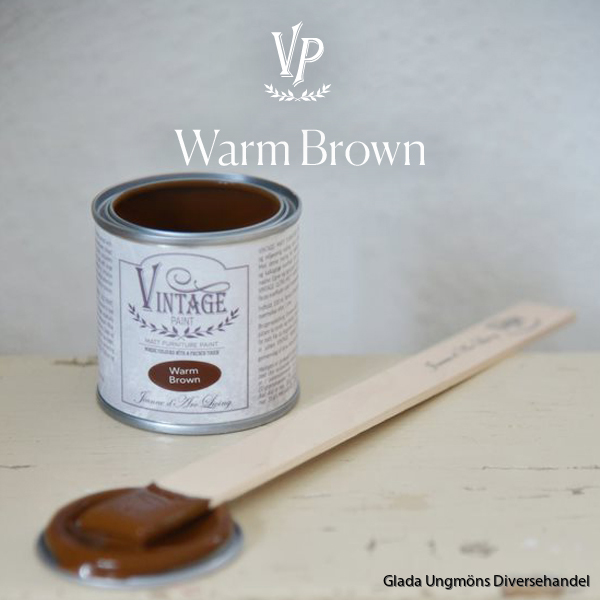 Warm Brown 100ml 600x600px