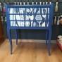 Möbel Blå byrå - Byrå blå