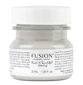 Fusion Mineral Paint Sterling - Sterling  37ml
