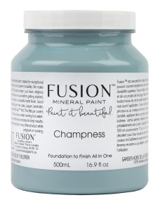 Fusion Mineral Paint Champness - Champness  500ml