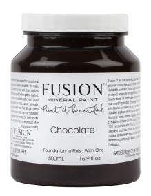 Fusion Mineral Paint Chocolate - Chocolate 500ml