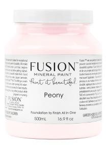 Fusion Mineral Paint Peony - Peony 500ml