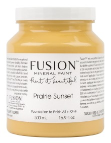 Fusion Mineral Paint Prairie Sunset - Prairie Sunset 500ml