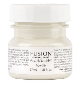 Fusion Mineral paint Raw Silk - Raw Silk  37ml