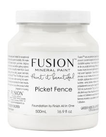 Fusion Mineral Paint - Picket Fence - Fusion Mineral Paint- Picket Fence