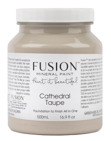 Fusion Mineral Paint Cathedral Taupe - Cathedral Taupe  500ml