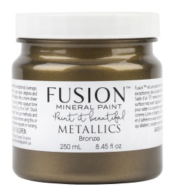 Fusion - Bronze - Metallic - Fusion - Bronze - Metallic 250 ml