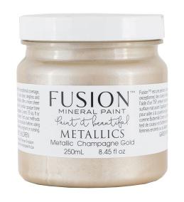 Fusion - Champagne Gold - Metallic - Fusion - Champagne Gold - 250ml