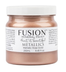 Fusion - Rose Gold - Metallic - Fusion - Rose Gold - Metallic - 250ml