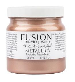 Fusion - Rose Gold - Metallic - Fusion - Rose Gold - Metallic - 250ml