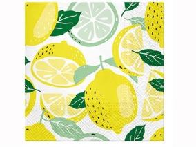 Servett Fina Citroner - Servett Fina Citroner