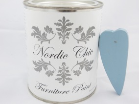 Nordic Chic - Baby Blue - Nordic Chic - Baby Blue 750ml