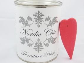 Nordic Chic - Ravishing Red - Nordic Chic - Ravishing Red